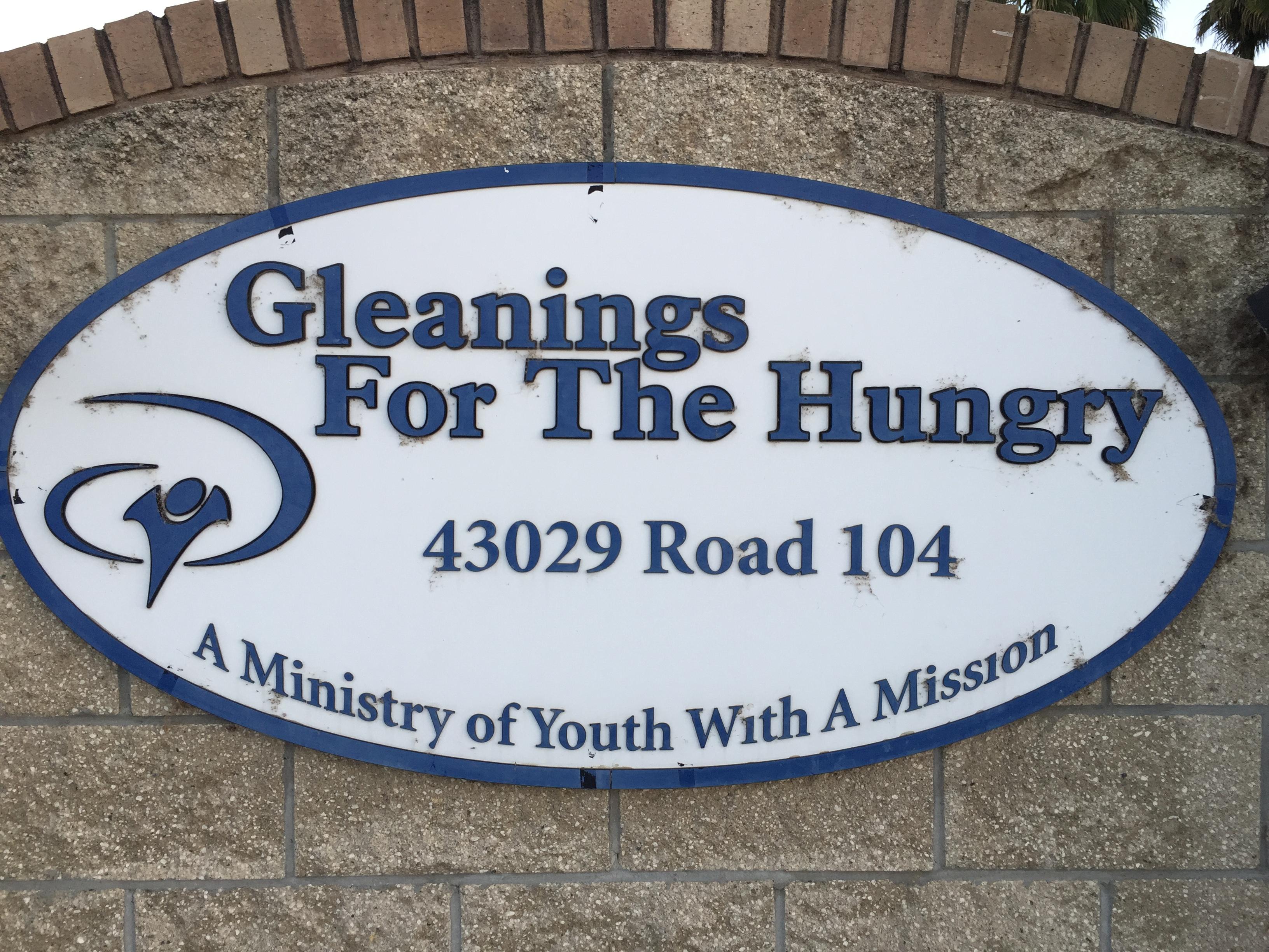 2019년 6월16일 – 22일 Gleanings For The Hungry