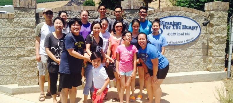 2015 프레즈노 단기선교