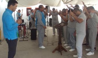 2018년 11월15일 엔세네다 교도소 선교