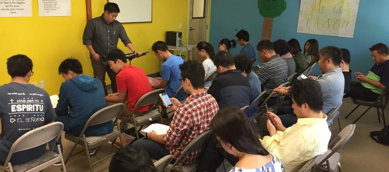 단기선교 훈련