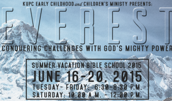 2015 VBS Video