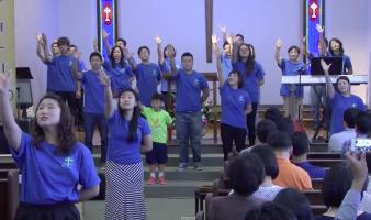 2014년도 단기선교 파송식