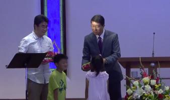 2014년도 교회학교 졸업식