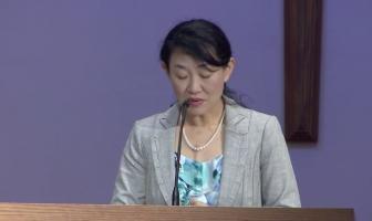 가정교회 평신도세미나 참석간증 – 페루목장 고지혜 사모