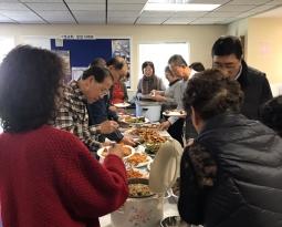 2018년 12월8일 권사회 모임