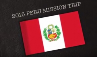 2015년 페루 단기선교